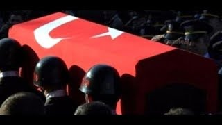Son Dakika: Barış Pınarı Harekatı'nda 1 Asker Şehit Oldu!/ A Haber