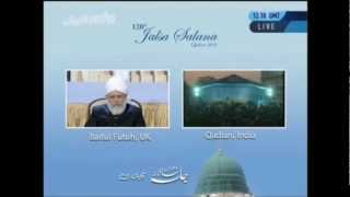 Hai Razaye Zaat Bari Ab Razaaye Qadian (Jalsa Salana Qadian  2011)