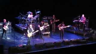 The Thrill is Gone - Joe Satriani, Steve Vai & friends (BB King cover) @ Wiltern 6/12/15