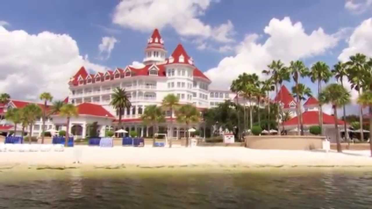 Grand Floridian Hotel And Spa