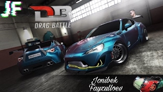Drag Battle Racing #mod Hack Apk Offline Unlimited Money (+Gameplay/+Link) #JF