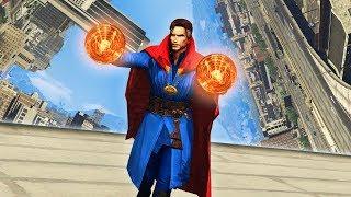 Playing GTA 5 as DOCTOR STRANGE!! (Ultimate Mod)