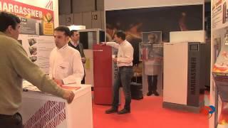 Stands agrupados de la Oficina Comercial de Austria en la Feria Climatización 2015