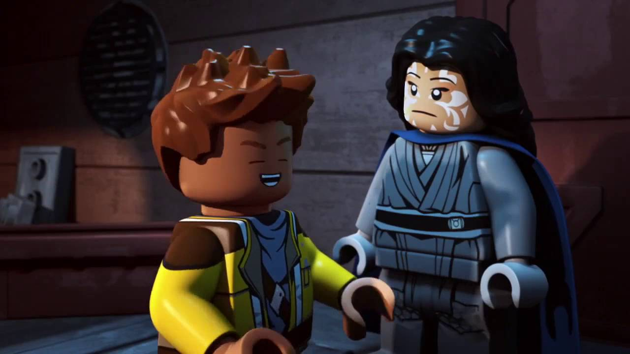 Lego Star Wars The Freemaker Adventures Episodes I To Iv Condensed