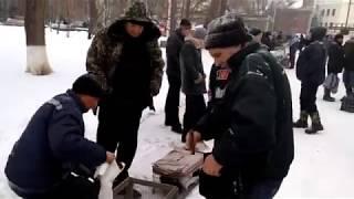 СМОТРИ! НЕ ПРОПУСТИ!  Луганск выставка голубей 03.03.2018г.