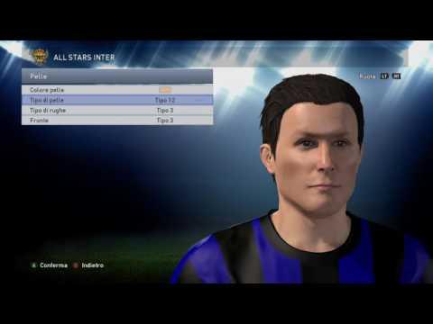 Javier Zanetti pes 2015 face e stats