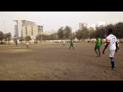 Biafra Vs Sierra Leone At Piscine Olympique Nationale Dakar Senegal