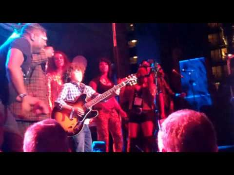 George Clinton and PFUNK TRIPLE THREAT GUITARIST