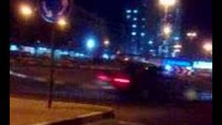 right hand SKyline in Dubai police colony DRIFTING