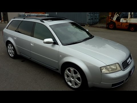 Walk Around - 2001 Audi S6 4.2L V8 Avant - Japanese Car Auction