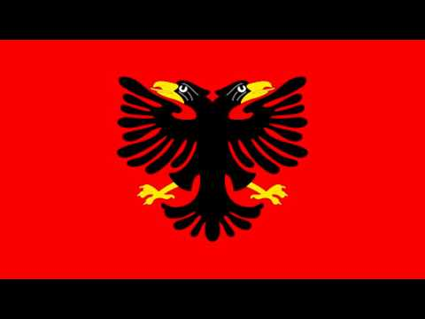 Bandera del Principado de Albania (1920-25) - Flag of the Principality of Albania (1920-25)