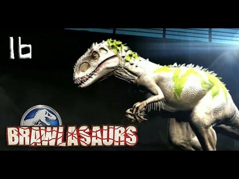 Indominus Rex   BRAWLASAURS WEEK   Jurassic World: The Game [Episode 16]