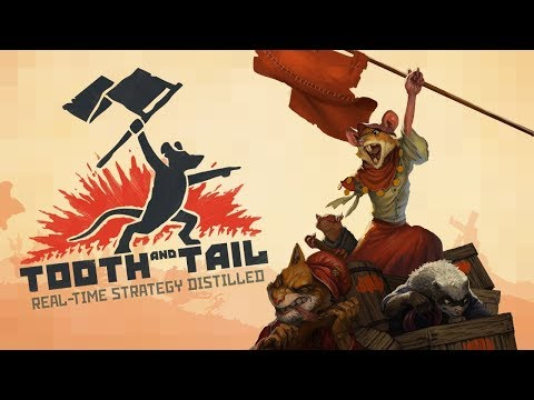 Tooth and Tail, a happy little game about animals