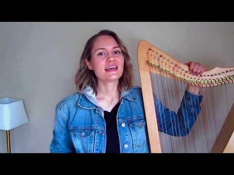 What Kind of Harp do I Play? Beginners Harp with Rees Harpsicle & Fullsicle