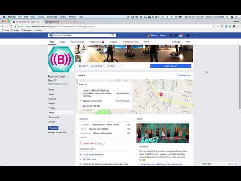 How To Enable Facebook Check In At Your Page