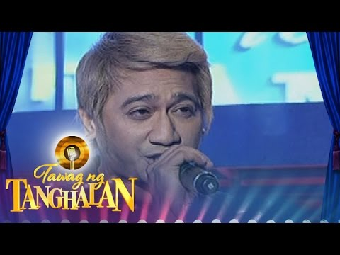 Tawag ng Tanghalan: Rolly Naves | Here I Am
