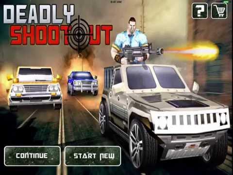 Highway Car Sniper Shooter - Fps Gun Shooting