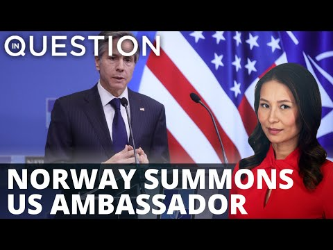 Norway summons US Ambassador over spying allegations