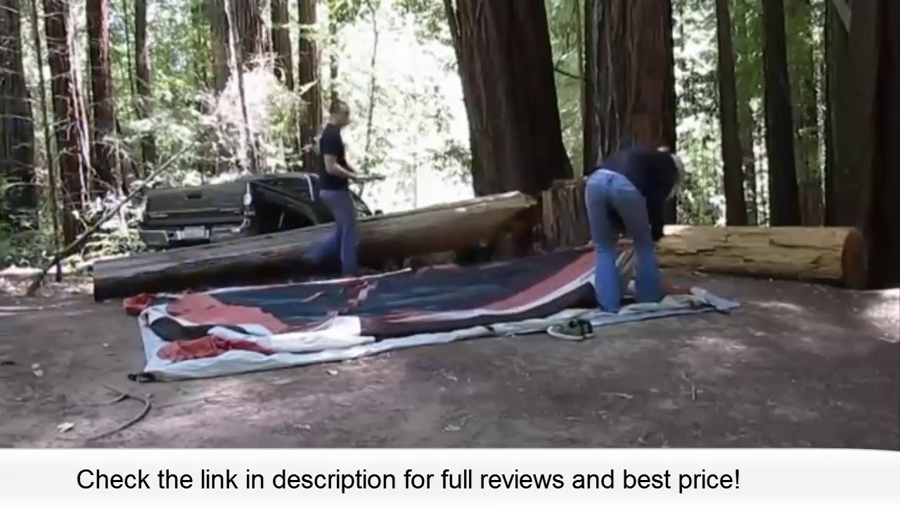 Eureka Copper Canyon Tent Review 2017 -Best 8 person Tent & Eureka Copper Canyon Tent Review 2017 -Best 8 person Tent - YouTube