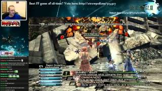 Final Fantasy XIII: Vercingetorix Superboss Fight