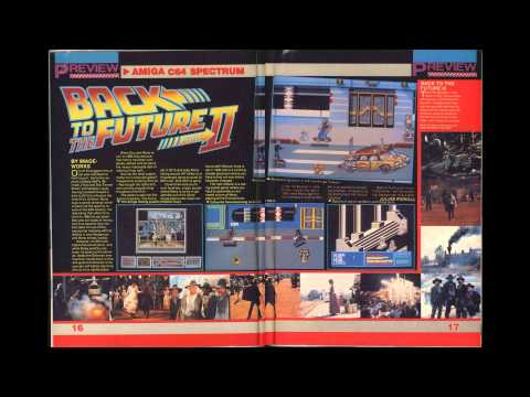YSRnRY Daily Fix: Back To The Future Part II - Soundtrack and Magazine Coverage (HD)