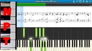 How to play Almost is Never Enough on piano with sheet music - Ariana Grande and Nathan Sykes