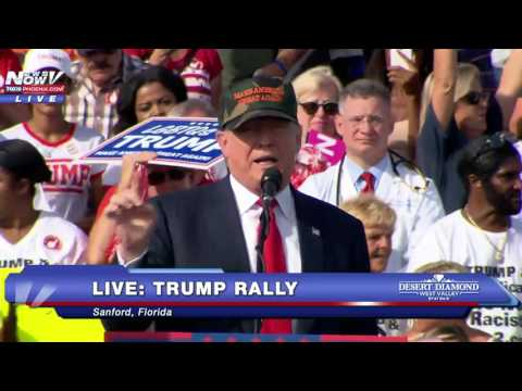 "FULL RALLY: Donald Trump Event With ""Women for Trump"" ""Blacks For Trump"" & ""LGBTQs For Trump"" Signs"