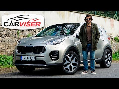 Kia Sportage 2016 Test Sr Review English subtitled