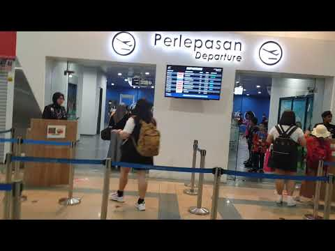 Senai International Airport JOHOR MALAYSIA
