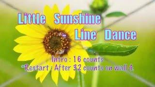 Little Sunshine - Line Dance