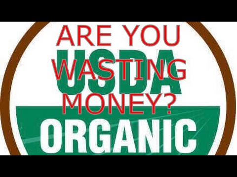 Are You Wasting Money On Organic Food?