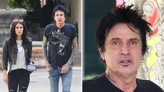 Tommy Lee Still Getting Medical Treatment As He Moves Forward With Battery Case Against Son Brandon