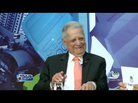 SALA DE OPINIÃO com Dr. APARÍCIO CARVALHO - HÉLIO STRUTOS AROUCA Excluir