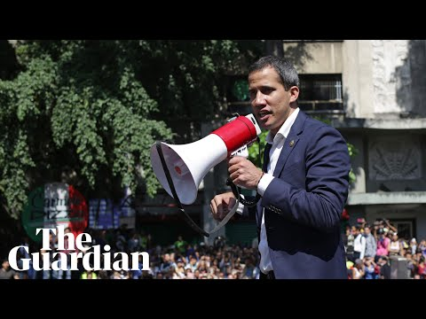 Venezuela: Maduro and Guaidó both claim victory after day of violence