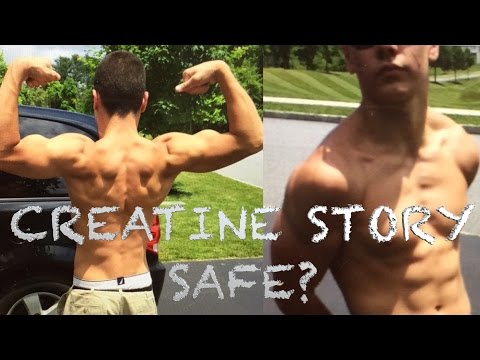 Is Creatine Healthy & Safe? My Story – Does It Really Work & Build Muscle? – Virtual Grind Trainer