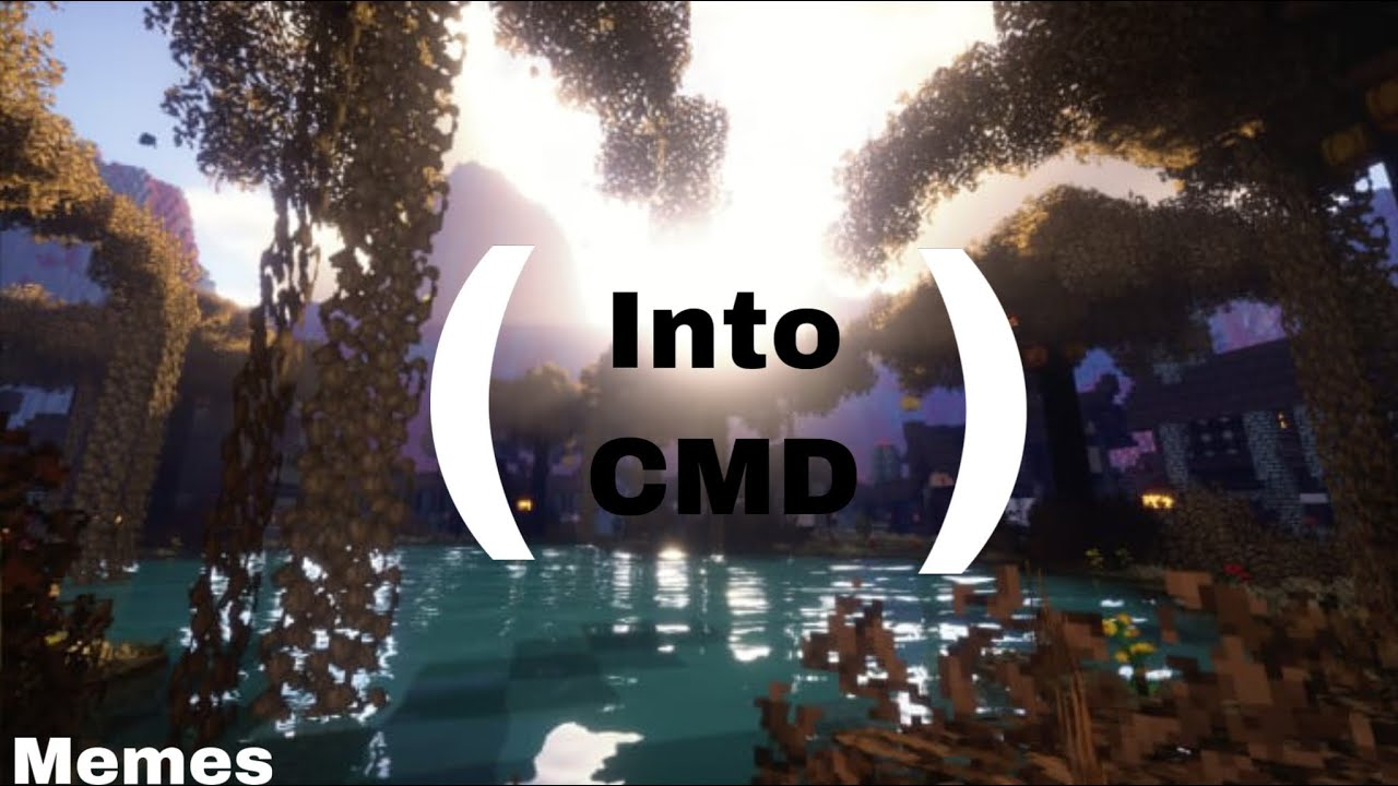 (IntoCMD) Minecraft Server   Discord   Memes 2 - YouTube