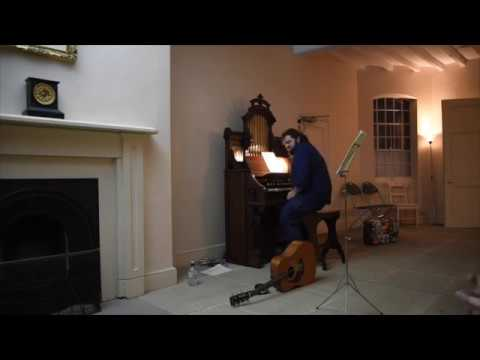 Chris T-T live at The Workhouse, 'Hesitation on the Banks of the Greet'
