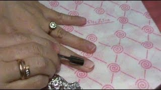 Соколова Светлана: Снятие биогеля с ногтей /2 part