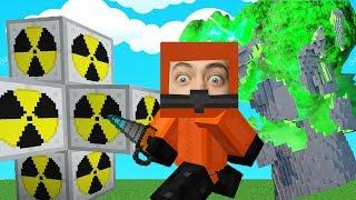 - ДОБЫВАЕМ РУДУ В МАЙНКРАФТ ЛАБОРАТОРИЯ И УЧЁНЫЕ ДЕЛАЕМ ЭКСПЕРИМЕНТЫ СПАСАЕМ ЖИТЕЛЕЙ Minecraft