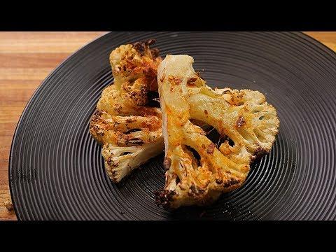 cauliflower-steak---healthy-recipe-channel