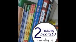 the top 2 ways to motivate kids to read | literacy | teachmama.com