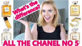 CHANEL No 5 PERFUME RANGE REVIEW | Soki London
