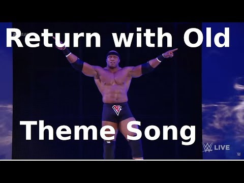 Bobby Lashley Returns with Old Theme Song to RAW [HD 1080P]