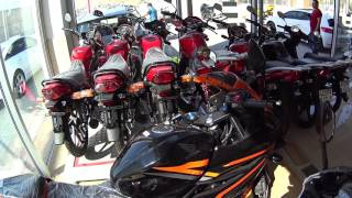 15.07.2016 Konya Honda Mrt den 0 km CBR250R Almak