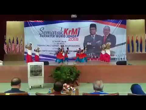 Overture Zapin Rampaian by SK Permas Jaya 1