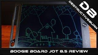 Boogie Board jot 8 5 eWriter WT14029 Review