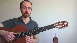 Guitar with Jono Trott - how to find notes all over the fretboard
