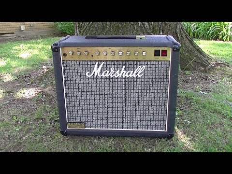 The Amp Repair that Almost Broke Me - Marshall JCM800 Combo