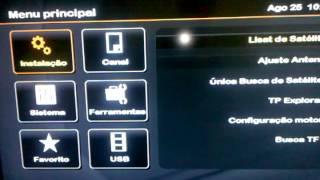 EVOLUTIONBOX EV HD95 SLIM == CONFIGURAR