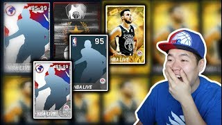 Massive Variety Pack Opening on Ballers Journey Ep  27 - Another 3 Platinum Player Added